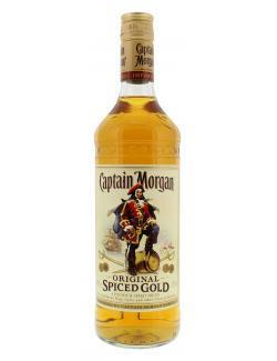 Captain Morgan Spice Gold Rum 2 x 0,7 Liter