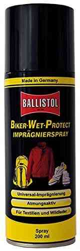 Ballistol Aerosoldose Biker-Wet-Protect Spray, 200 ml, 28100