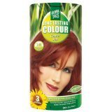 Hennaplus 49138 Long Lasting Colour 7,46 Copper Red