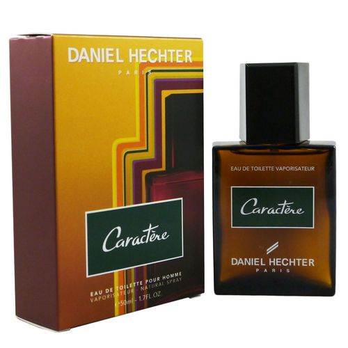 50 ml Daniel Hechter - Caractere EDT Eau de Toilette Spray