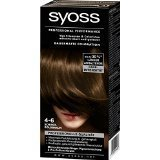 Syoss Professional Performance Coloration, 4-6 Schokogoldbraun, 1er Pack (1 x 1 Stück)