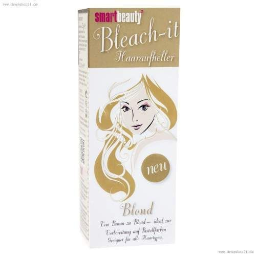 Smart beauty  Smart Beauty Blonde Blondierung Aufheller bleach it